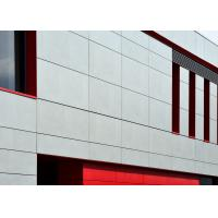 Cheap Decorative Aluminum Architectural Panels Exterior / Outside Wall Cladding Panels for sale