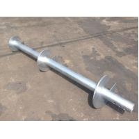 Buy cheap hot dip galvanized high tensile strength helical pier for underpinning from wholesalers