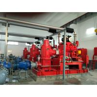 Buy cheap NM Fire 750 Gpm Vertical Turbine Fire Pump With Electric Motor Driven from wholesalers