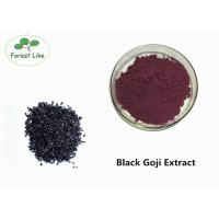 Cheap Prevent Cancer Black Goji Extract Powder 15% Anthocyanidins Medical Grade for sale