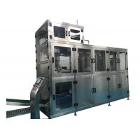 Cheap Automatic Bagged Liquid Packing Machine For 5Liter To 12Liter Bagged Water Filling for sale