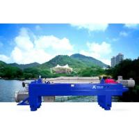 Cheap Waste Incineration 3 Phase Decanter Centrifuge Fly Ash Treatment Blue Or Green for sale