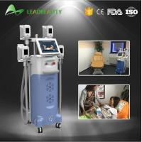 Cheap 4 handles fat freezing Cryolipolysis cold body sculpting machine for sale