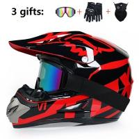 China Speed-Down off-Road Motorcycle Mountain Bike Full Face Helmet on sale