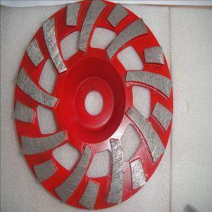 Cheap diamond floor grinding cup wheel for sale