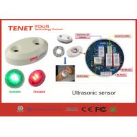 Cheap Parking lot car park guidance system with ultrasonic sensor and led indicatiors for sale