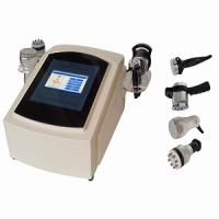 Cheap Ultrasound 40KHZ and vacuum Bipolar RF handle cavitation slimming machine for sale