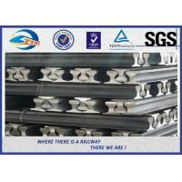 Cheap Heavy Plain Steel Crane Rail With Precision rolling Raw material for sale
