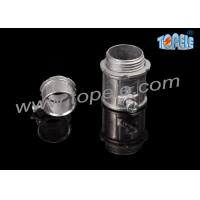 Buy cheap UL EMT Conduit And Fittings Zinc - Plated  Aluminum / Steel Professional from Wholesalers