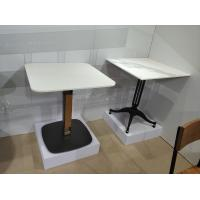 Buy cheap Dining Table legs Durable Furniture accessories Mild steel table base Height 28' from wholesalers