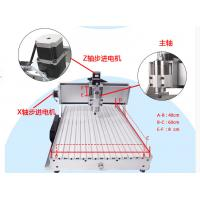 Cheap 4 Axis Router Engraver/engraving CNC 6040z Four Axis Pcb's Drilling and Milling Machine P for sale