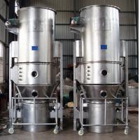 China One Step 220 Liter Fluid Bed Granulator Equipment on sale