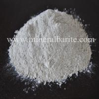 Cheap Good Flocculation Properties White Sodium Bentonite For Papermaking Industry for sale
