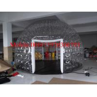 Cheap transparent inflatable tent for advertising inflatable clear tent for sale
