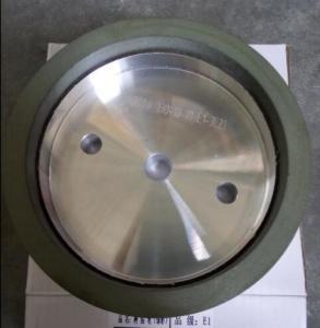 Resin wheel for glass edging machine 130