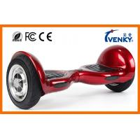 Cheap Venky 10 Inch Self Balancing Scooter , two wheel motorized scooter with samsung battery for sale