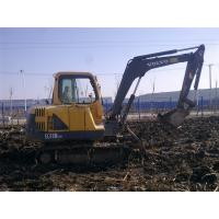 China $20000 used mini 2011 made excavator/digger volvo EC55B on sale
