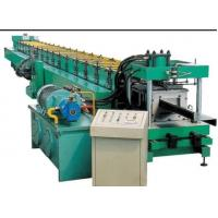 Cheap Industrial Metal C Purlin Roll Forming Machine , Steel Roll Forming Machine  for sale