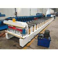 Cheap Galvanized Corrugated Iron Sheet Making Machine With 14 Roller Station for sale