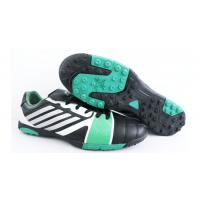 Cheap Green Lightweight Turf Soccer Shoes , New Style world cup Shoes for sale