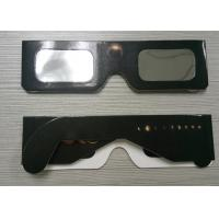 Cheap Eclipse Glasses for Watching Sun Spot - Safe Solar Cardboard Eclipse Shades wholesale