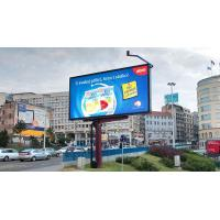 Quality Fixed Waterproof Small Pixel Pitch Led Display P8 Billboard Full Color For wholesale