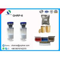 Cheap Legal Growth Hormone Releasing Peptide GHRP-6/-2 GHRP-6220vial For Muscle Growth Cas 87616-84-0 for sale
