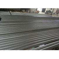 Cheap 1 inch Sanitary Stainless Steel Pipe Welded , 304 316 Stainless Steel Square Tubing for sale