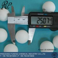 China 25mm High Alumina Ball For Petrochemical Industry on sale