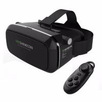 2016 Newest Factory Price Vr Shinecon 3d Glasses For Computer/smartphone