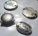 Cheap Metal Emblem & Label for sale