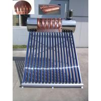 China Durable High Pressure Solar Geyser , Evacuated Tube Solar Water Heater System on sale