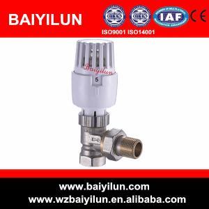 China brass angled radiator valves types on sale