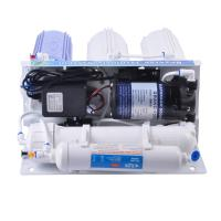 Cheap White Undersink Reverse Osmosis Water Filtration System 5 Stages KK-RO50G-A for sale
