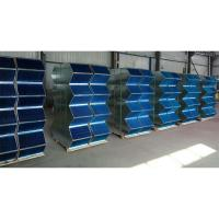 Quality green fresh air counterflow hydrophilic aluminium foil heat exchanger energy wholesale