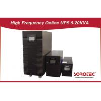 Buy cheap 1ph in / out 60Hz 2A 110V UPS HP9116B Series 6KVA / 4800W, 10KVA / 8000W from Wholesalers