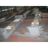 Cheap Structural Steel Fabrication Industrial Steel Buildings For Warehouse Frame for sale
