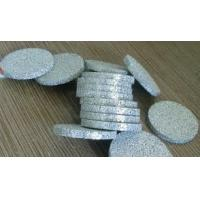 Cheap powder sintered inconel 600 filter elemnets for sale