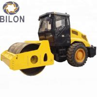 China 10 Ton Single Drum Vibratory Road Roller,Compactor ChinaRoad Construction Machinery on sale