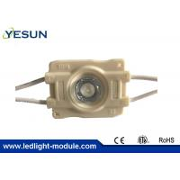 China IP65 3030 SMD Led Module 220v 160 Wide Angle 120 - 160lm Luminous Flux 48 × 35 × 8mm on sale
