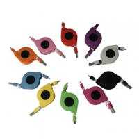 China New and good quality colorful retractable cables on sale