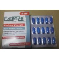 China Blue Extenze Male Enhancement Nutritional Supplement Sex Pills for Male on sale