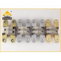 Cheap Soss Invisible Door American Hinge Of Zinc Alloy , 94*18.4*26.8mm for sale