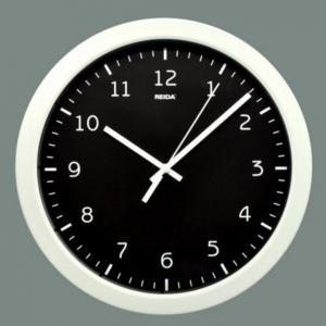 Cheap Creative Fashion Quartz Wall Clock For Quiet Rural Living Room for sale