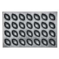 Cheap Multi - Link Lemon Cake Mould With Non - Stick Treatment 28 Indents for sale
