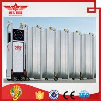 Buy cheap Newest Design Aluminum AUTOMATIC Sliding Gate Drawing-L1437 from wholesalers