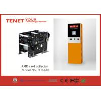 Cheap Magnetic Automatic Card Collector Bill Acceptor For Parking terminal and vending machine for sale