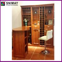 Cheap Decorative Modern Hotel Furniture Wine Cabinet For Dining Room for sale