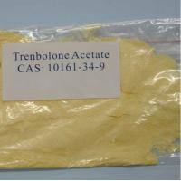 Cheap Muscle Growth Steroids yellow Powders Trenbolone Acetate  for Bodybuilder Muscle Enhancement for sale