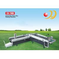 Cheap Newly developed Automatic counting Folder Gluer Machine for Corrugated Shoe Box for sale